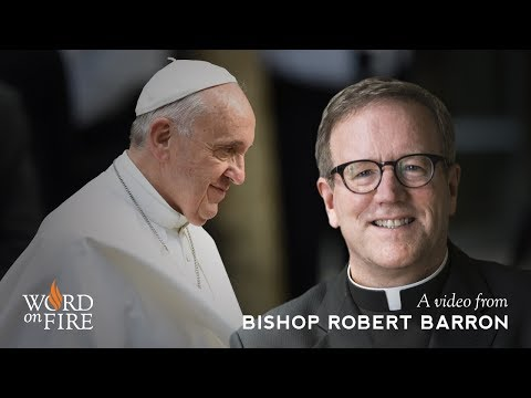 Bishop Barron on Pope Francis' Message to Priests