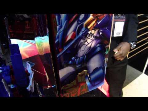 Toy Fair 2013: Transformers Platinum Edition