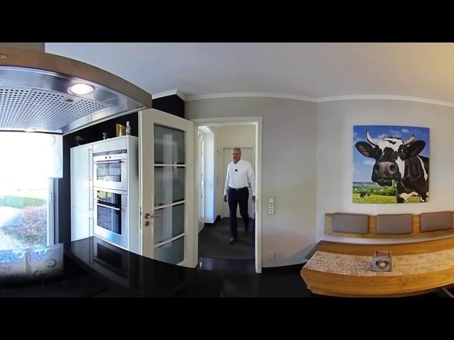360° Video - Wohnerlebnis pur!