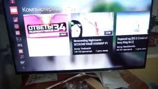 Обзор телевизора  SAMSUNG UE40H6200(Мой обзор на телевизор после полуторанедельного использования. Обзор телевизора SAMSUNG UE40H6200 Показывает..., 2014-10-01T18:39:28.000Z)