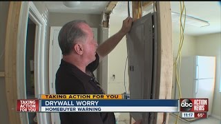Is Defective Drywall Hiding In Your Home?