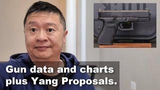 Gun Statistics and #Yang2020 proposals on Gun Safety #YangGang