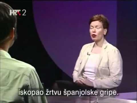 Na rubu znanosti: Jane Burgermeister - H1N1