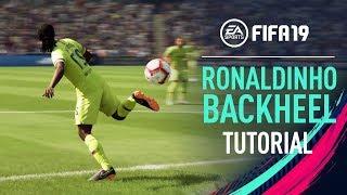FIFA 19 | Ronaldinho Backheel Tutorial [PS4/XBOX ONE]