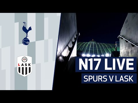 N17 LIVE | SPURS V LASK PRE-MATCH BUILD-UP