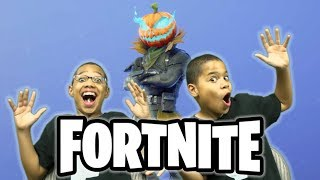 FORTNITE - HOLLOWHEAD Pumpkin Patch Set | All tricks No treats | GG GAMING