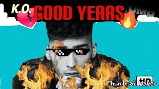 💛Zayn-Good years  Tradução(PT-BR)💛