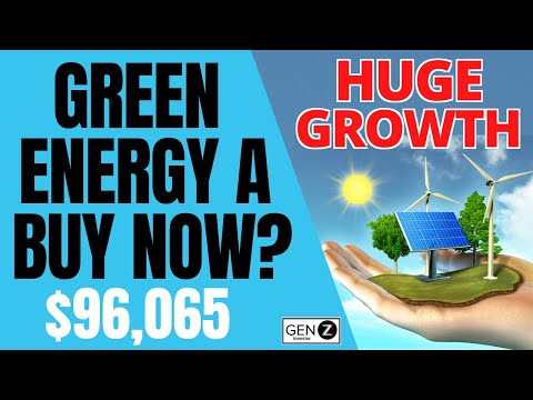 2 Renewable Energy Stocks To BUY 2021! HIGH Future Growth Potential!