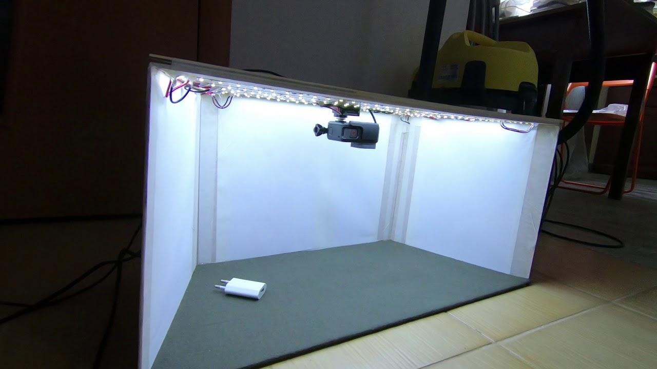 производит странное лайтбокс для фото своими руками на светодиодах метод первоначально