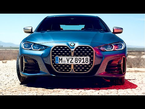 2021 BMW 4 Series – Full Presentation – Ready to fight the Audi A5?