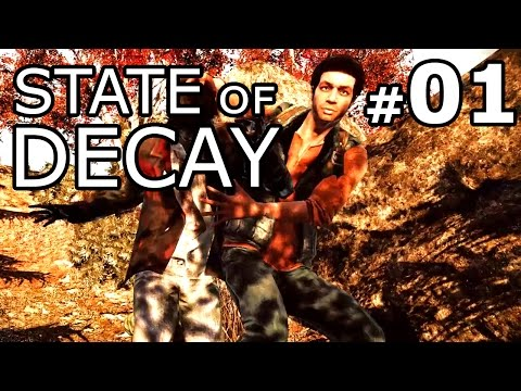 State of Decay 01 - Medical Center