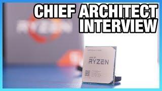 Ryzen Chief Architect Interview: Micro-Op Cache & IPC Gain