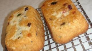 Eggless Fuit Cake - Quick Christmas Cake Recipe