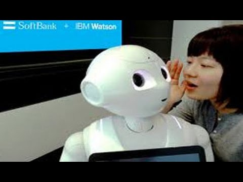 IBM'S ROSS ROBOT WORLD'S FIRST INTELLIGENT LAWYER