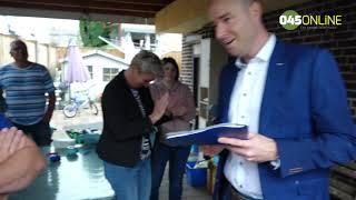 """Handtekeningen voor de """"Molenweg-renovatie"""" in Eygelshoven!"""