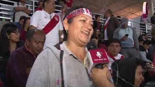 Tema:Primera fecha del Hexagonal final - Sudamericano Sub 17