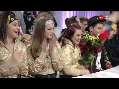 Zone e lire - Super Sako reperi i famshem amerikan sonte ndez Tiranen! (10 nentor 2017)