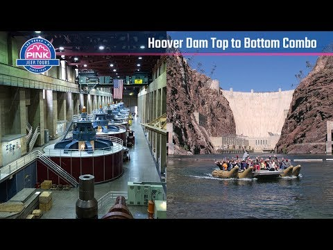 Hoover Dam from Top to Bottom Tour - Las Vegas | Pink Jeep Tours