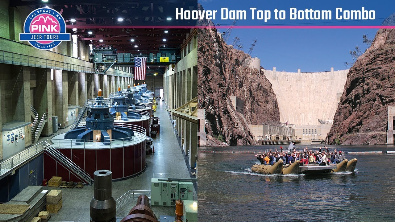 Hoover Dam Tours >> The Hoover Dam Tour Upgrade Pink Jeep Tours