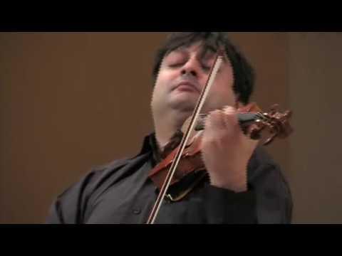 Tchaikovsky. Valse-Scherzo. Graf Mourja (violin), Natalia Gous (piano)