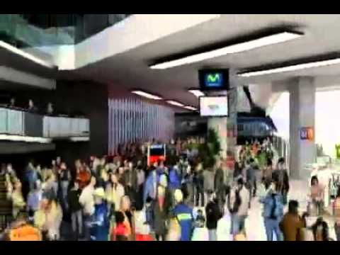 Arena Ciudad de Mexico/ Mexico City Arena 2011