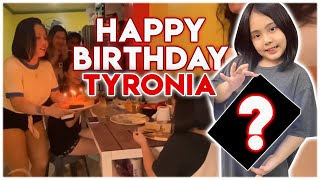 VLOG 069 HAPPY 8th BIRTHDAY TYRONIA | QUARANTINE | BY TONI FOWLER