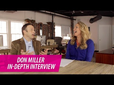 Donald Miller | How to Think Like an Entrepreneur with Kelsey Humphreys