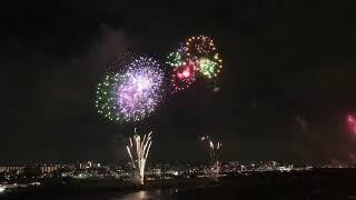 第77回川崎市制記念多摩川花火大会