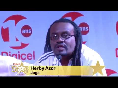 Digicel Star of stars - LIVE SHOW #6