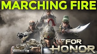 MARCHING FIRE ► FOR HONOR Gameplay ITA [SCOPRIAMO]