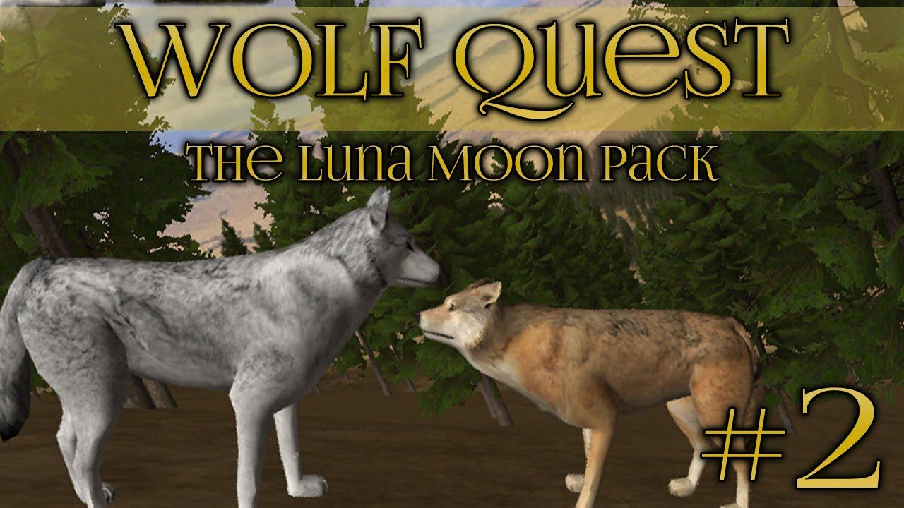 Wolf quest establishing dominance episode 2 youtube ccuart Choice Image
