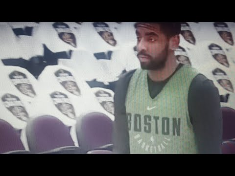 Kyrie Irving First Time In Cavs Arena As Opponent