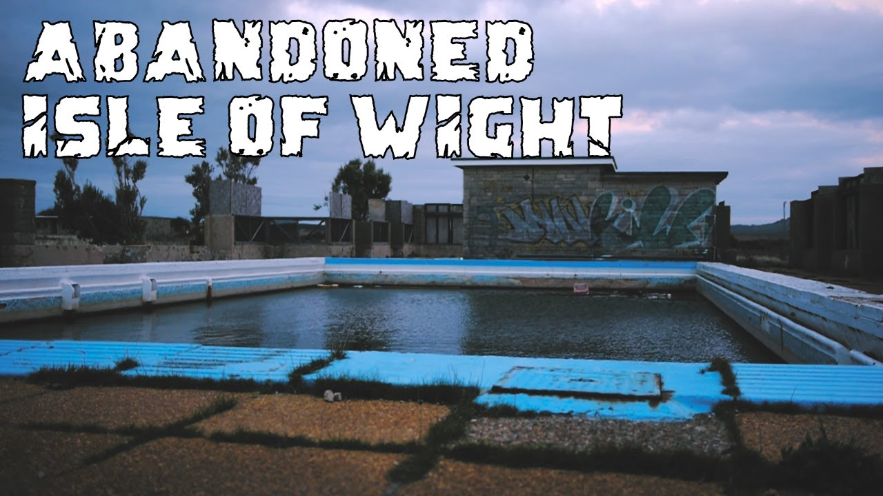 Atherfield Bay Holiday Camp Abandoned Isle Of Wight Youtube