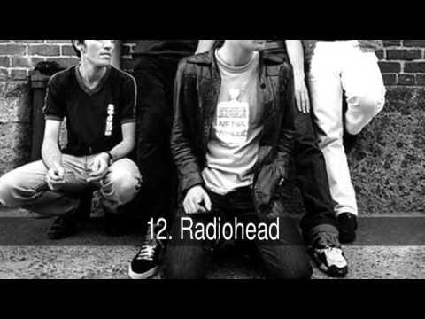 Los mejores grupos británicos de Rock de la historia