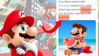 Did Nintendo Just Hint At a Super Mario Odyssey 2 Or DLC??