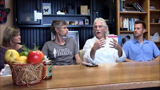 Eyeopening Interview with Dr. Robert Morse & Marcie - The True Cause of Sickness & Disease