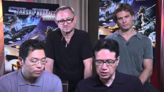 Starship Troopers: Invasion - Interview