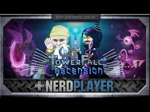 TowerFall Ascension - O dobro ou nada! | NerdPlayer 159
