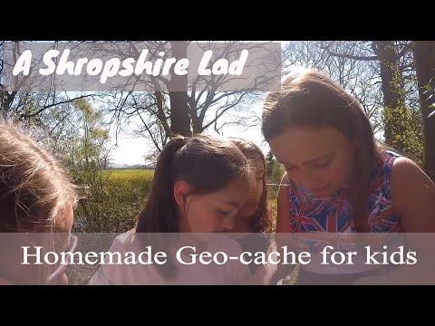 Kids Treasure Hunt with Map reading skills
