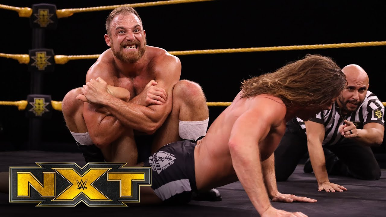 Matt Riddle vs. Timothy Thatcher: WWE NXT, May 13, 2020 - YouTube