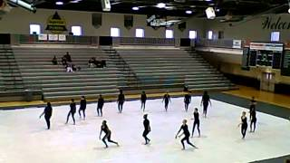 Rockdale County Winter Guard