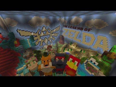 Minecraft Xbox - Hide and Seek - Legend of Zelda