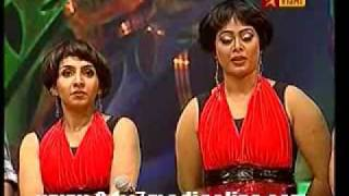 Boys vs Girls Vijay Tv Shows 3-14-2009 Challange Expression Round Part 5