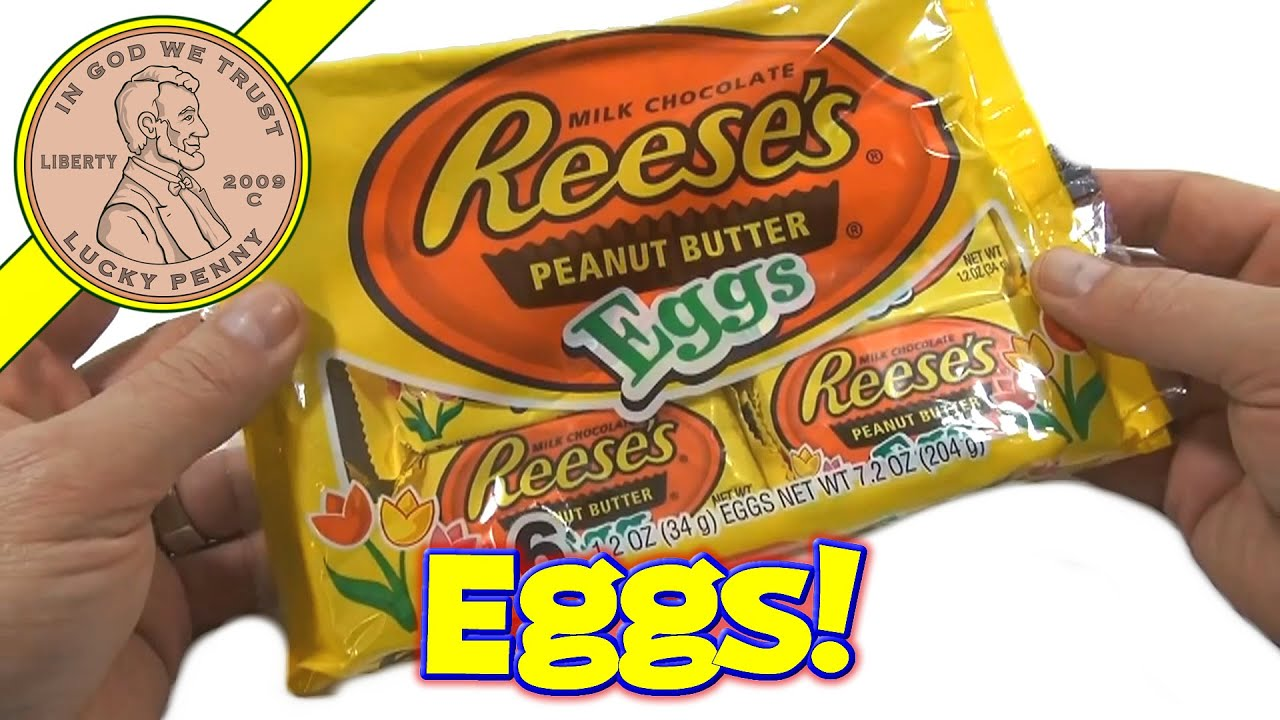 Reeses Peanut Butter Eggs
