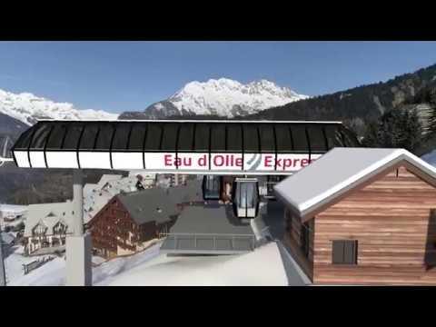 L'Eau d'Olle Express - projet au 28/02/19