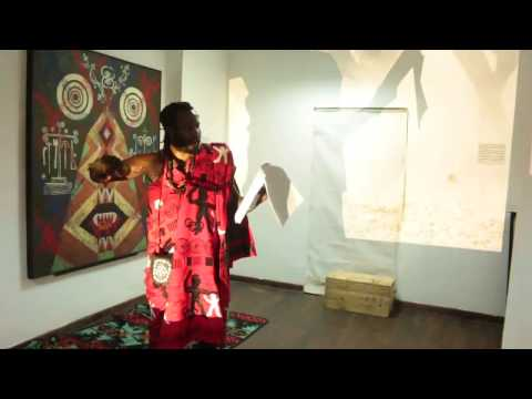 [PART 3] EFO SELA ADJEI - HUNTER HUNTERED XHIBITION - 21 FEB 2017