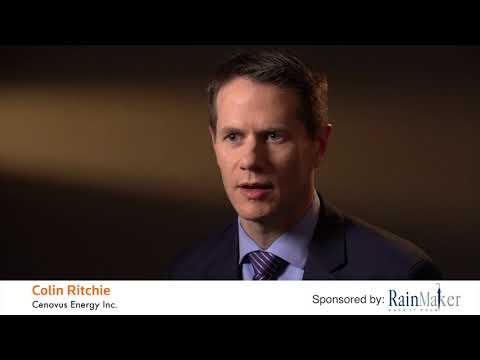 Colin Ritchie, Cenovus Energy Inc.