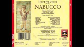 Giuseppe Verdi - Nabucco - 06-Fenena!... O mia diletta!