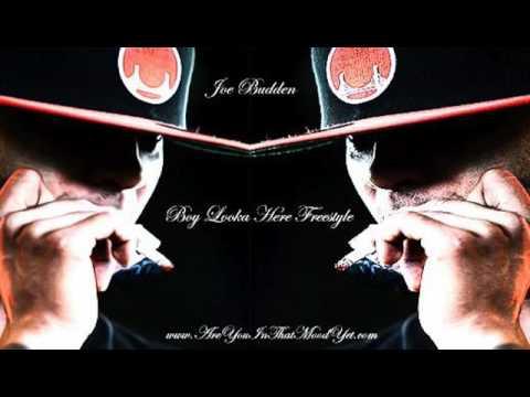 Joe Budden - Boy Looka Here Freestyle 2007 (Green Lantern Invasion Radio)