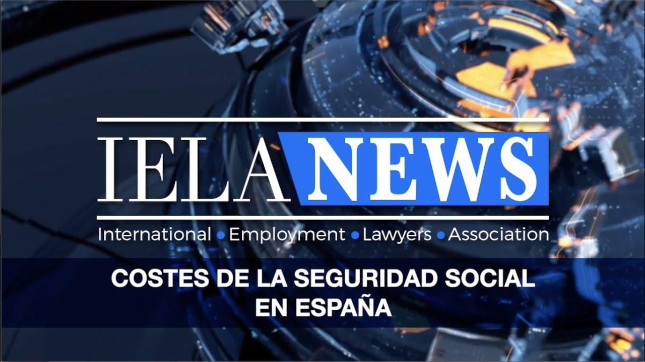 Los costes de la seguridad social en España